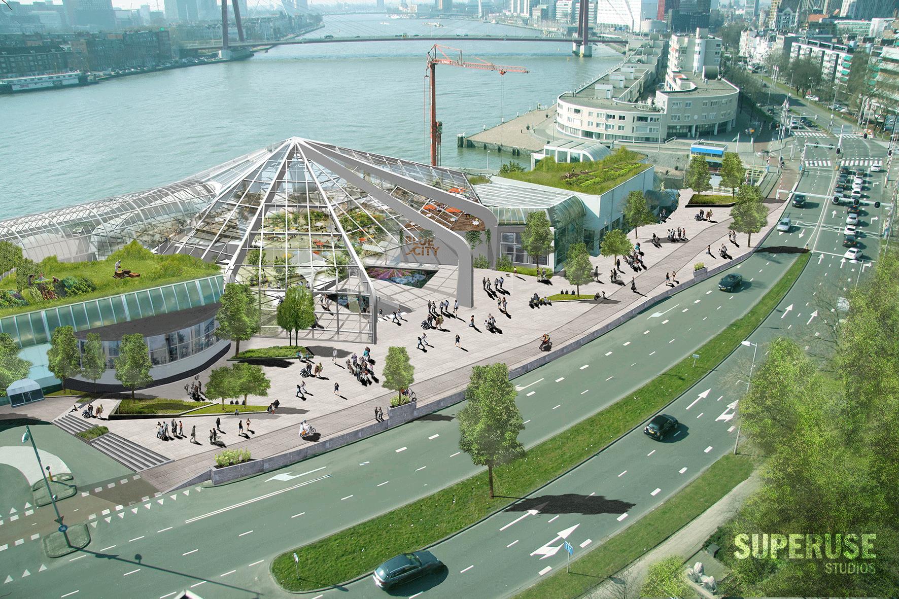 Blue City Rotterdam