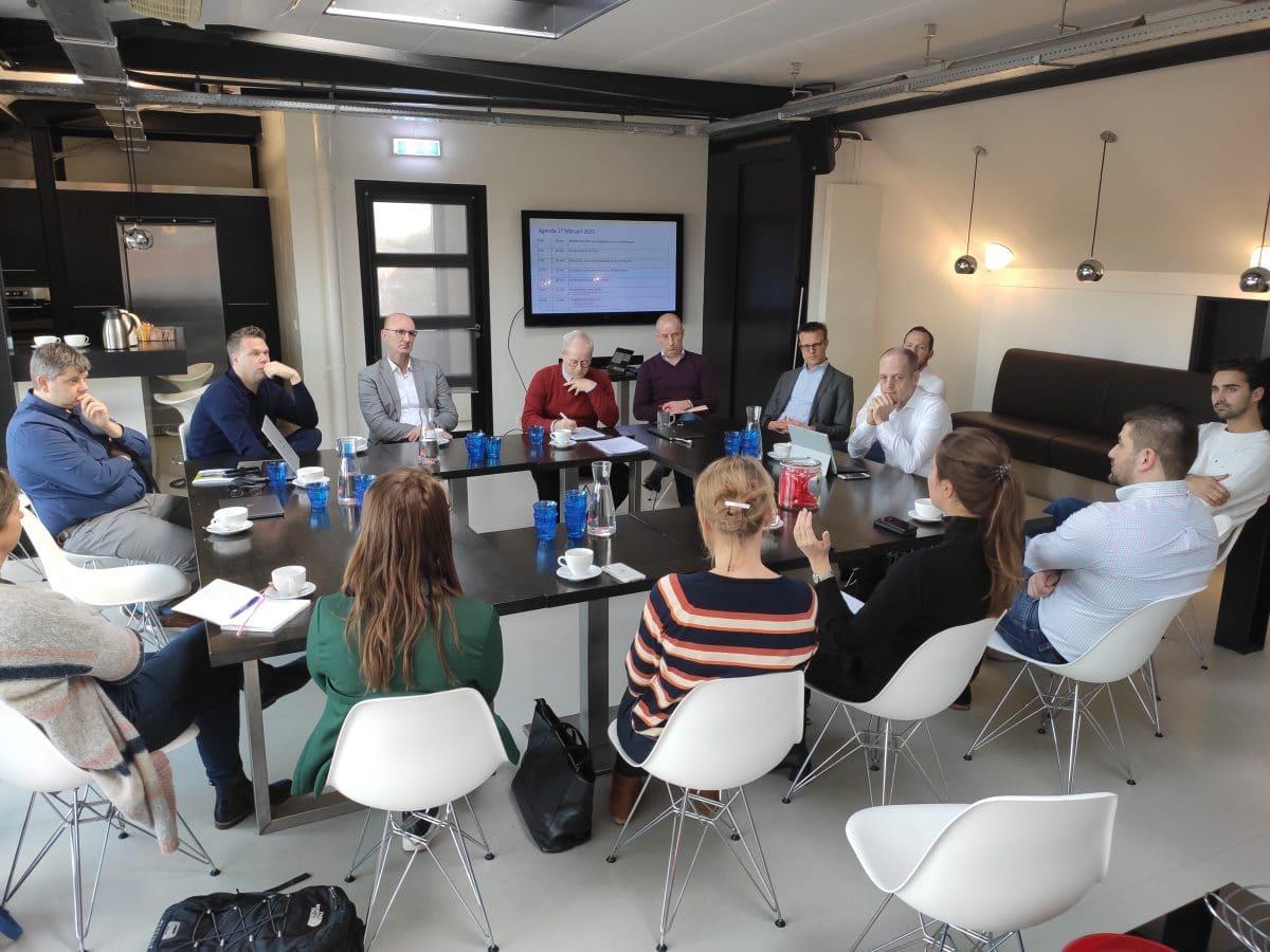 Eerste partnerbijeenkomst Cirkelstad, regio 071 een groot succes!